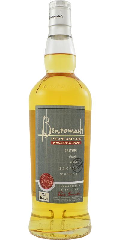 Benromach 2005