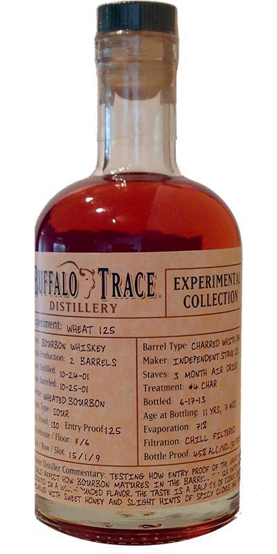 Buffalo Trace 2001