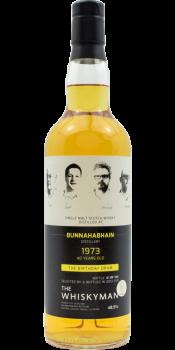 Bunnahabhain 1973 TWm