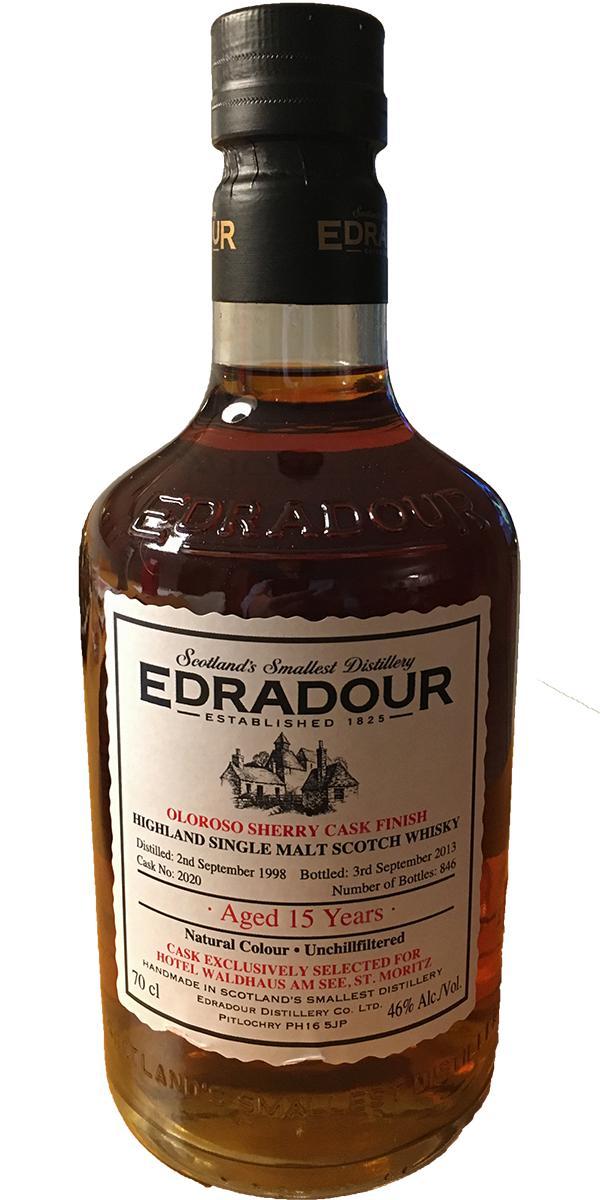 Edradour 1998