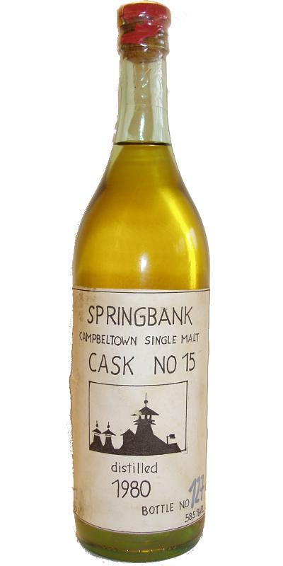 Springbank 1980 Wk
