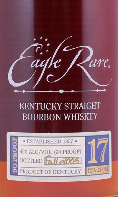 Eagle Rare 17-year-old