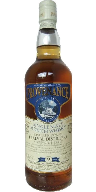 Braeval 1996 McG