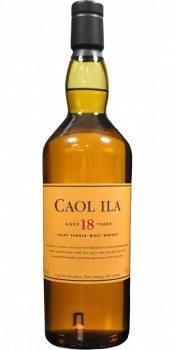 Caol Ila 18-year-old
