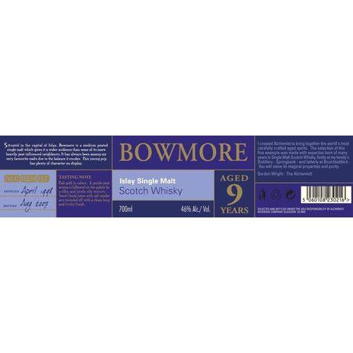 Bowmore 1998 Al