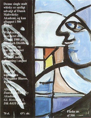 Mortlach 1988 DMA