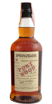 Springbank 1989 Port