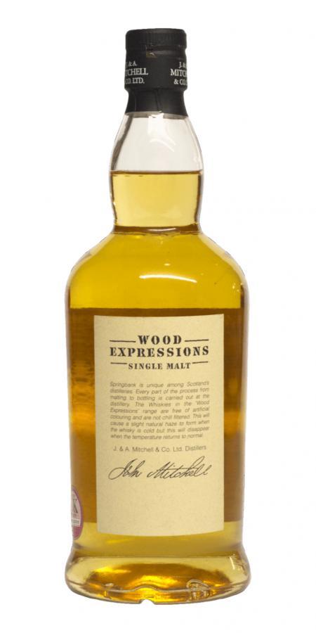 Springbank 1989 Rum