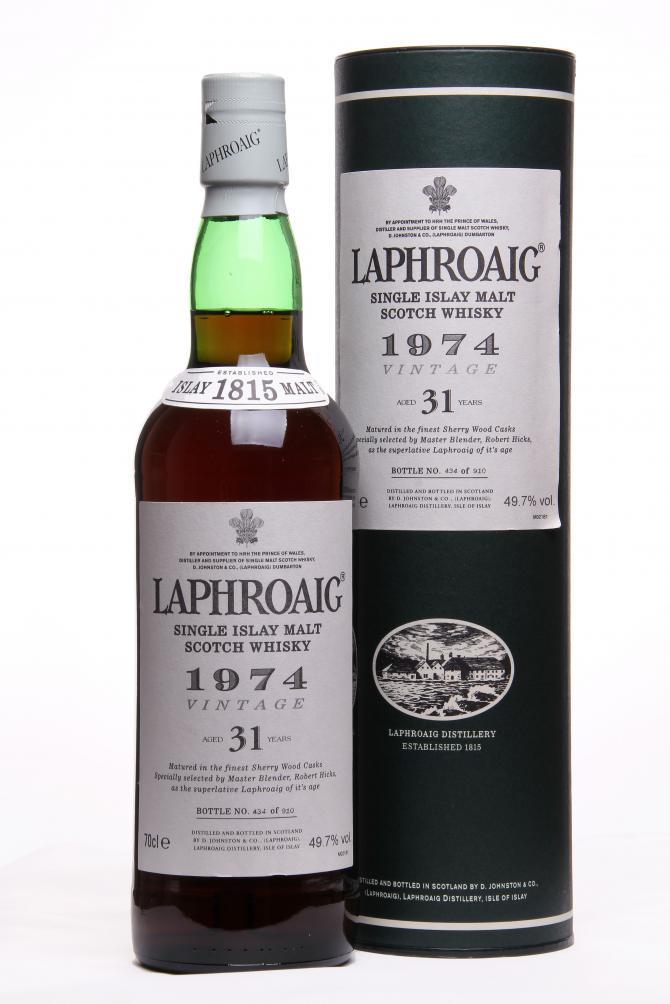 Laphroaig 1974