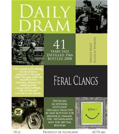 Feral Clangs 1966 DD