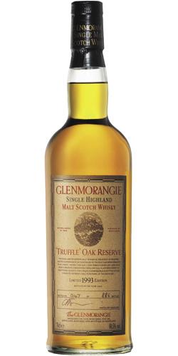 Glenmorangie 1993 Truffle Oak