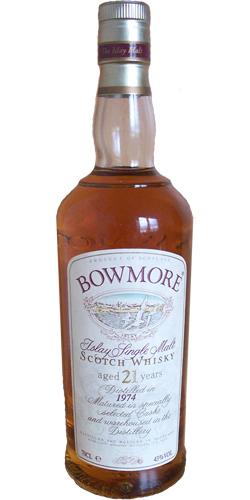 Bowmore 1974