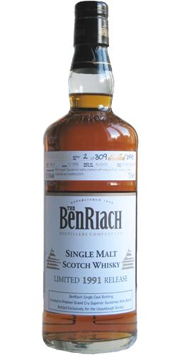 BenRiach 1991
