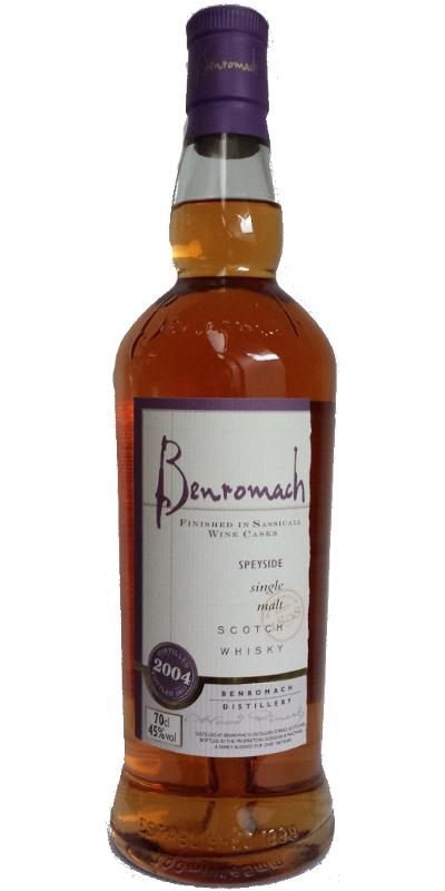 Benromach 2004