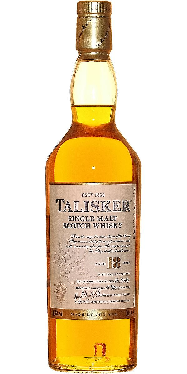 Talisker 18-year-old