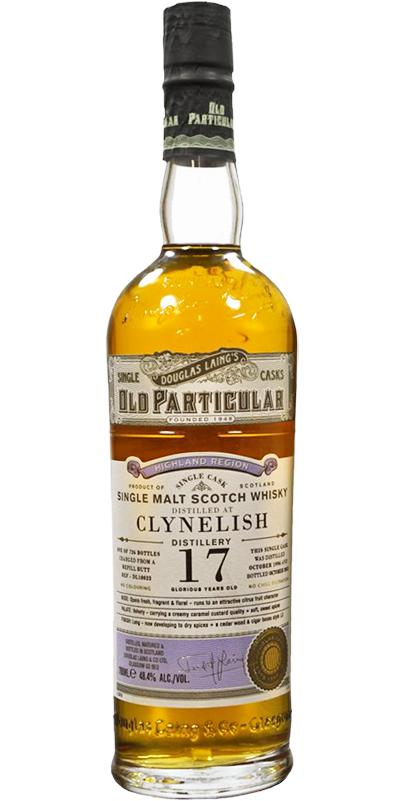 Clynelish 1996 DL