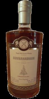 Bunnahabhain 1997 MoS