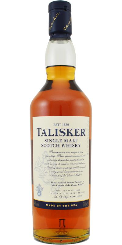 Talisker Friends of the Classic Malts