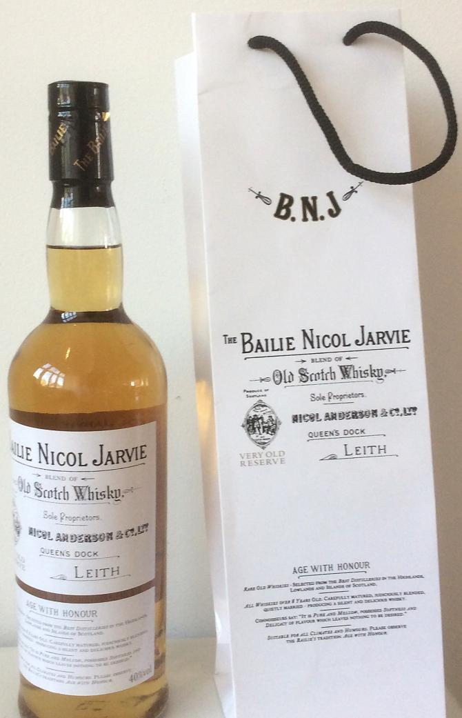 The Bailie Nicol Jarvie 08-year-old