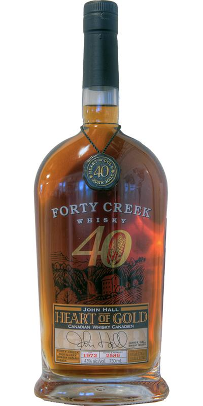 Forty Creek Heart Of Gold