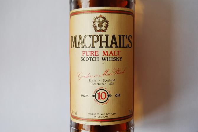 MacPhail's 10-year-old GM