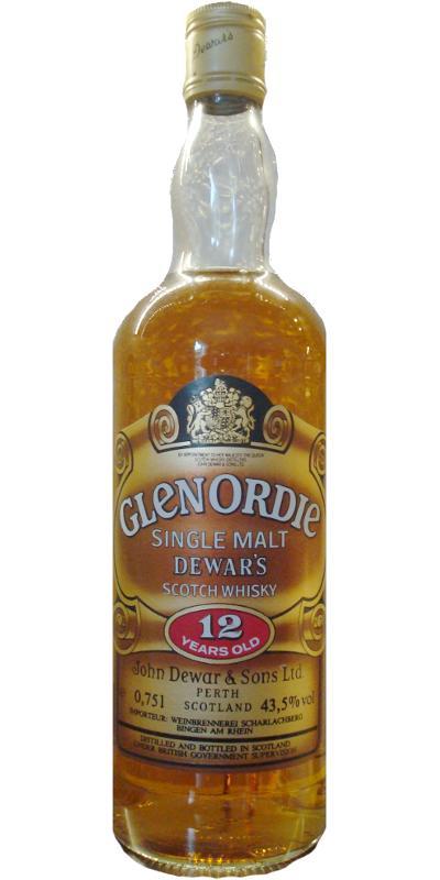 Glen Ord 12-year-old - Glenordie