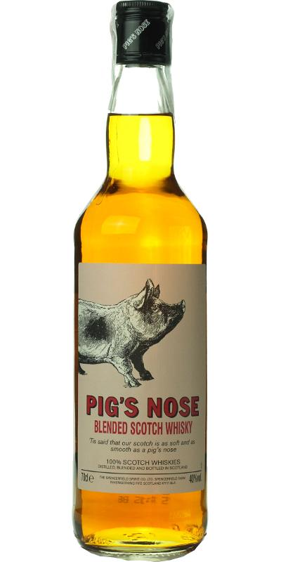Pig's Nose 05-year-old
