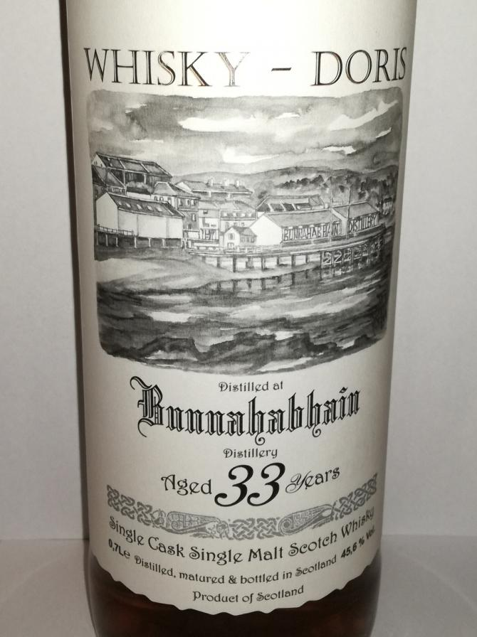 Bunnahabhain 1980 WD
