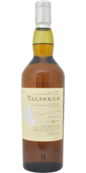 Talisker 25-year-old