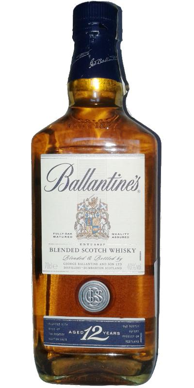 Ballantine's 12-year-old