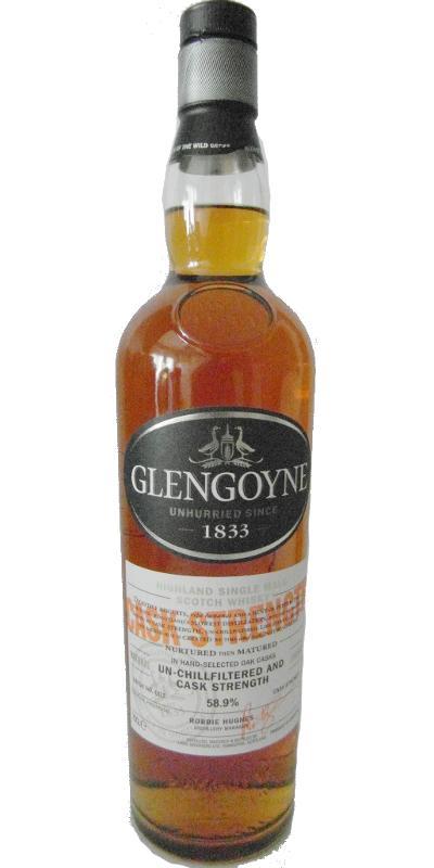 Glengoyne Cask Strength