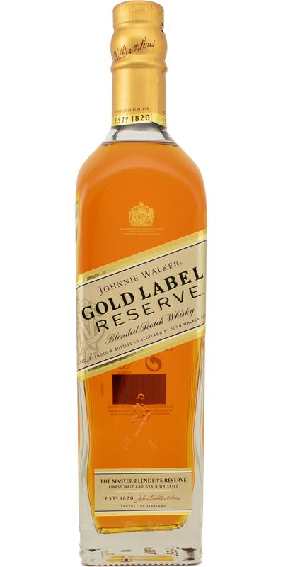 Johnnie Walker Gold Label - Reserve