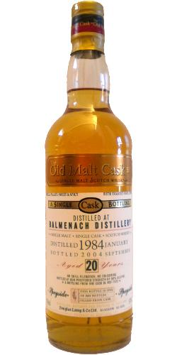 Balmenach 1984 DL