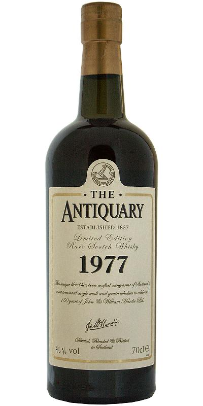The Antiquary 1977