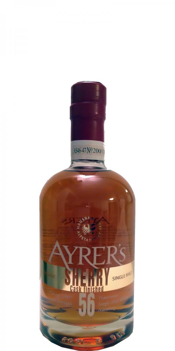 Ayrer's 2007