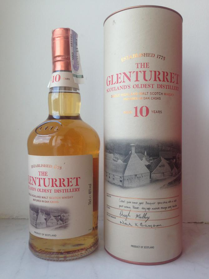 Glenturret 10-year-old