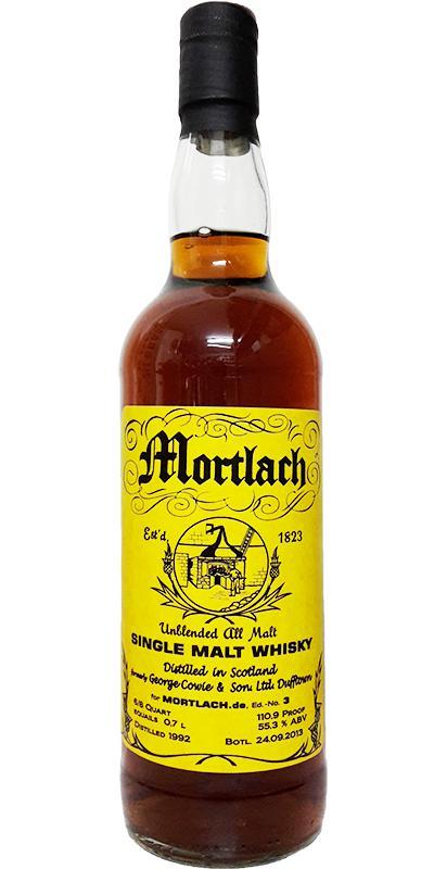 Mortlach 1992 Mde