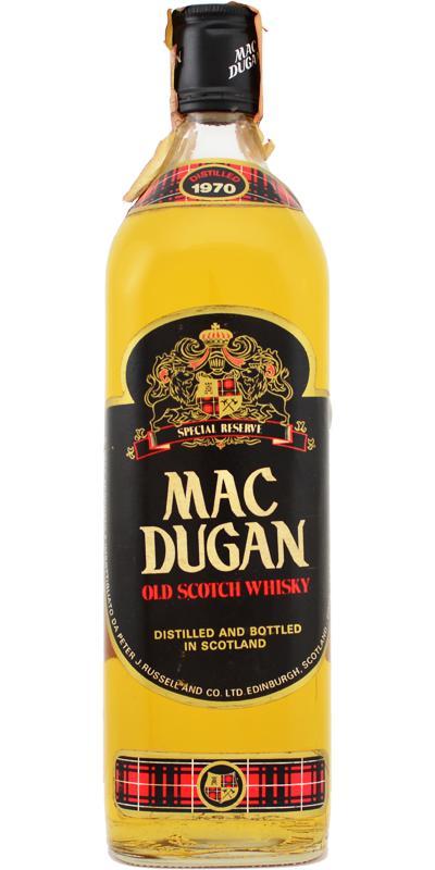 Mac Dugan 1970