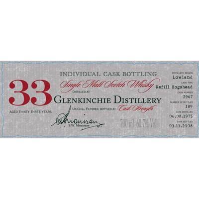 Glenkinchie 1975 DR