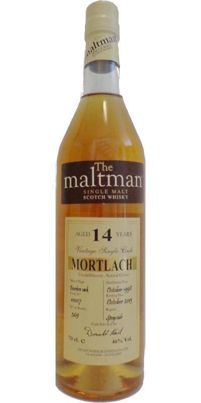 Mortlach 1998 MBl