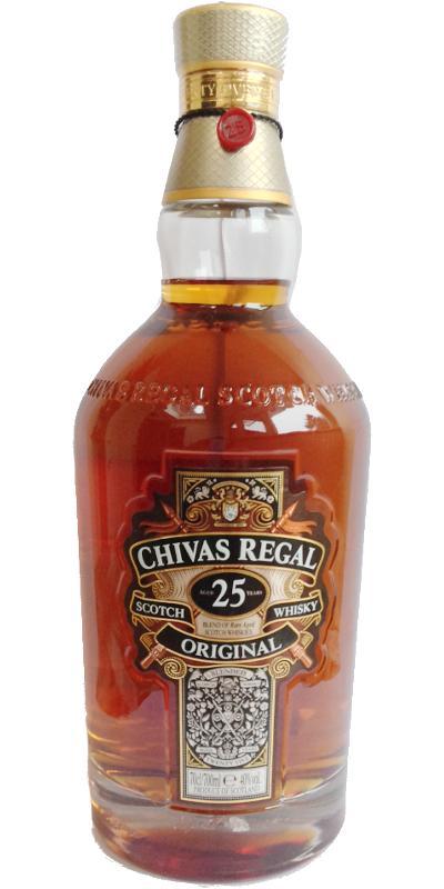 Chivas Regal 25-year-old