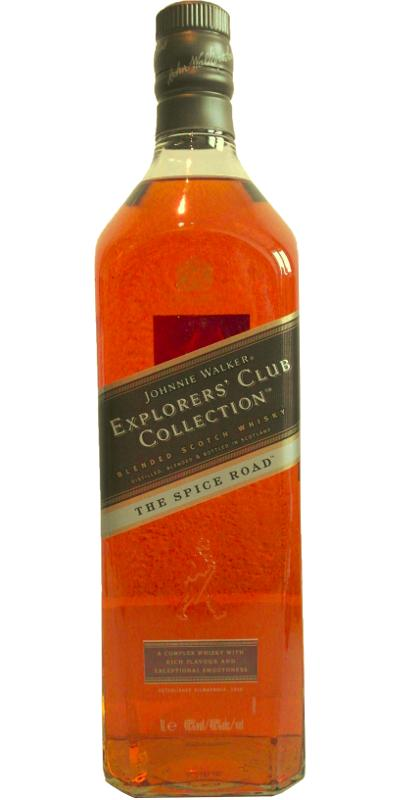 Johnnie Walker The Spice Road