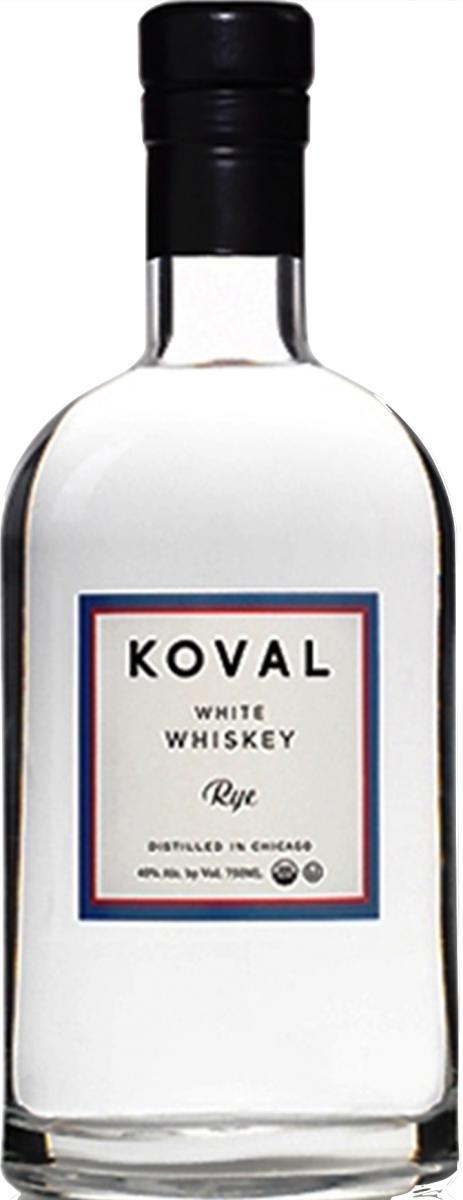 Koval White Whiskey - Rye