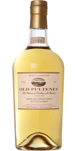 Old Pulteney 1996 GM