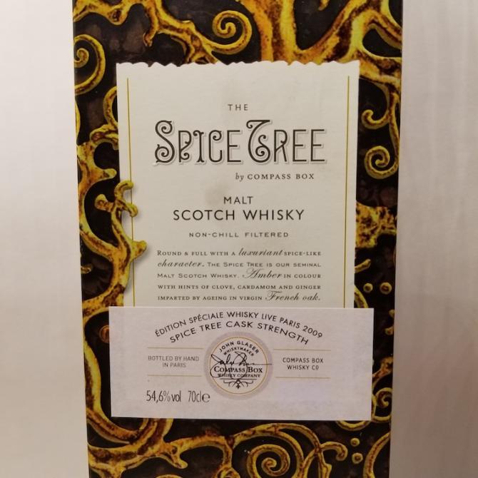 Spice Tree Cask Strength CB