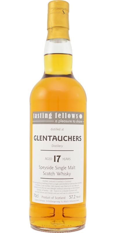 Glentauchers 1996 TF