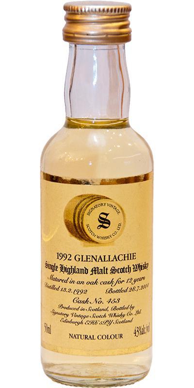 Glenallachie 1992 SV