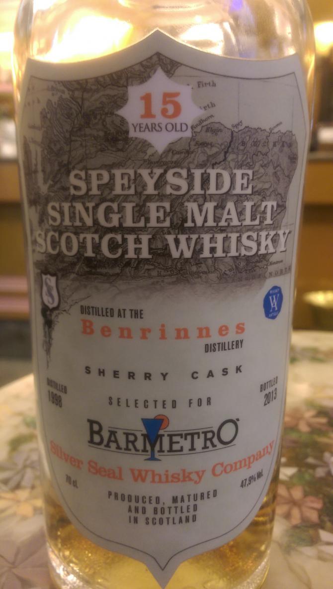 Benrinnes 1998 SS