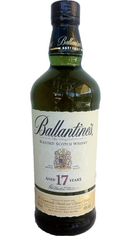 Ballantine's 17-year-old