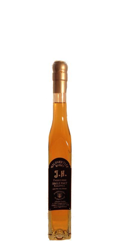 Waldviertler Whisky J.H. Single Malt - Karamell